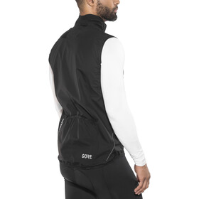 GORE WEAR C3 Light Windstopper Vest Herr black